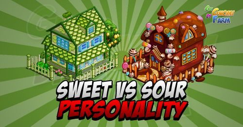 Sweet or Sour things? (personality)