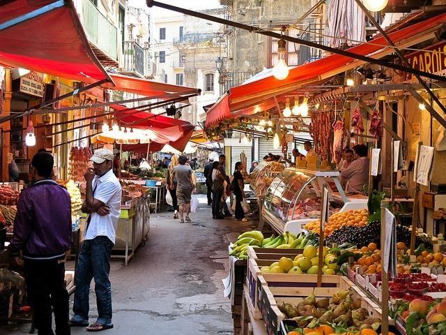 A spasso tra la bellezza di Palermo