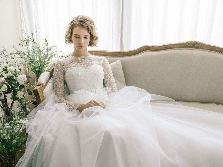 Book your appointment! You can try the Mavia wedding dress in our showroom! ❤ #ersaatelier #mavia #weddingdress #frenchlace #handmadeembroidery #luxuryfashion #granmanie www.ersaatelier.com  Follow us on Instagram:  https://www.instagram.com/ersaatelierofficial/ Follow us on Pinterest: https://ro.pinterest.com/ersaatelier0052/