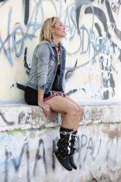 Me chiflan mis nuevas Hector Riccione! #botas #looks #ootd #fashion #style