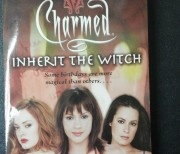 Autographed by Alyssa Milano!  Charmed paperback novel  Inherit The Witch  Some birthdays are more magical than others…  Based on the hit TV Series  Created by Constance M. Burge