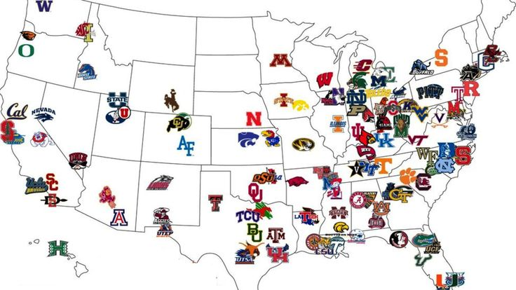 ncaa football betting college football locations