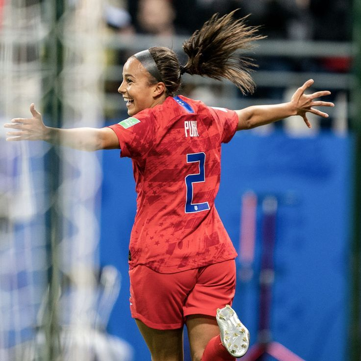 Mallory Pugh 2, USWNT, 2019 FIFA Women's World Cup in