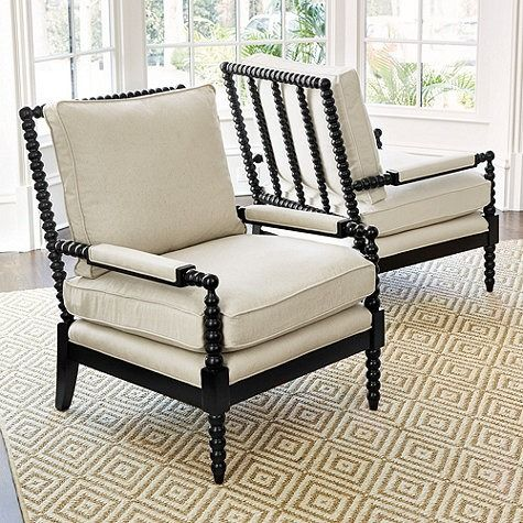 Best Of Ballard Shiloh Spool Chair