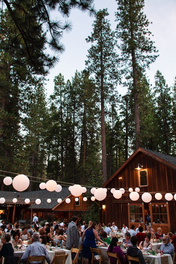 Nature's Beauty Combined with Fine Details Makes a Perfect Wedding at Yosemite's Evergreen Lodge