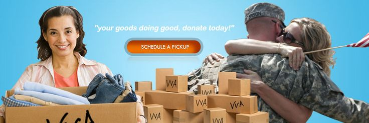 Donation pick up across the United States. Donate for free