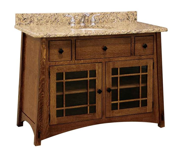 32 best amish built bathroom vanities images on pinterest for Bathroom vanity display for sale
