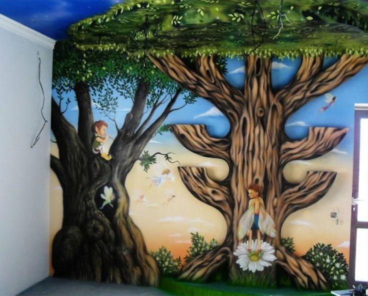 Роспись интерьера фото, Оренбург | Ретро-Декор бюро фотографики