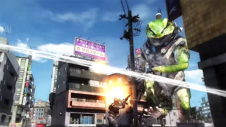 The Gleefully Stupid Alien Invasion Continues In Earth Defense Force 5 , http://goodnewsgaming.com/2016/09/the-gleefully-stupid-alien-invasion-continues-in-earth-defense-force-5.html Check more at http://goodnewsgaming.com/2016/09/the-gleefully-stupid-alien-invasion-continues-in-earth-defense-force-5.html