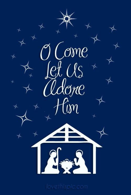 25 Unique Religious Christmas Quotes Ideas On Pinterest