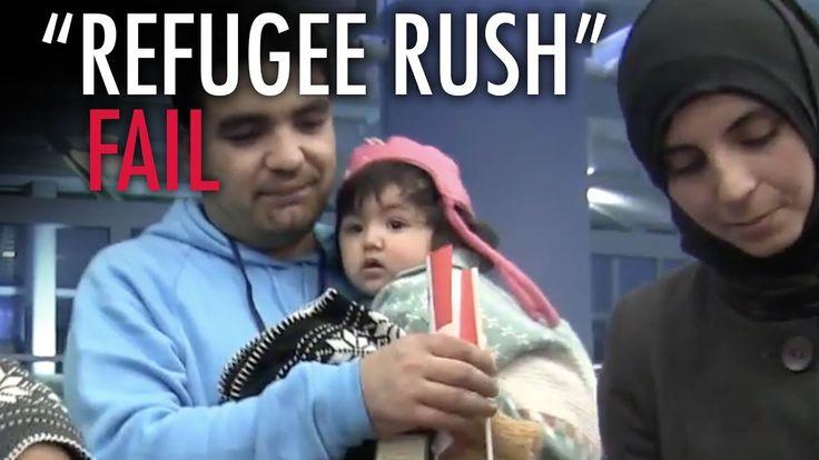 "Ezra Levant: Christian refugees ""5X more successful"" than Muslims"