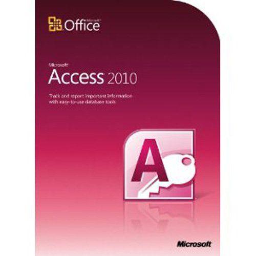 Télécharger Microsoft Access 2010 32 64BIT  http://www.evaluesoftware.fr/acheter-microsoft-access-2010-fr-259.html