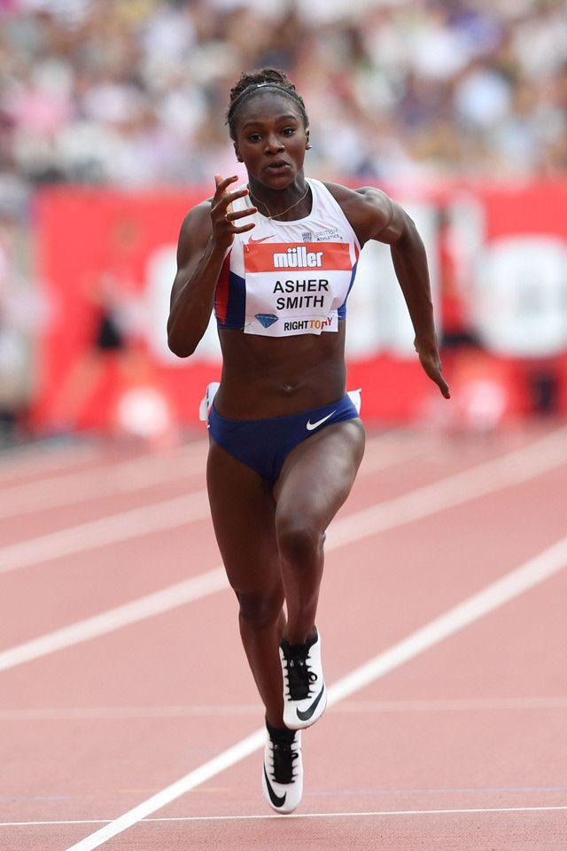 Dina Asher-Smith - 200m star