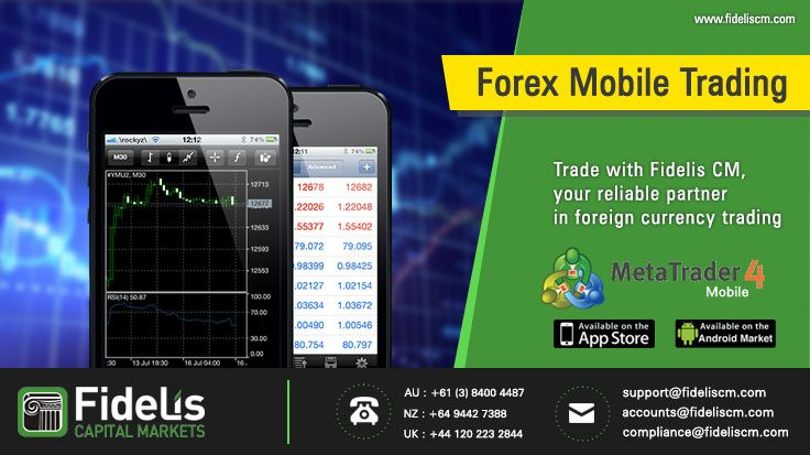 My partner advisor forex