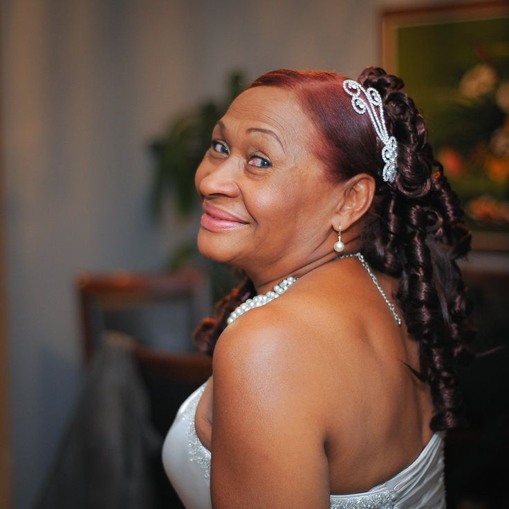 Never too old to be a beautiful and happy bride! #wedding #photography