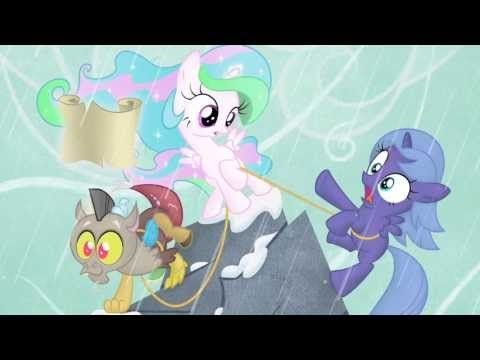 Celestia, Luna, and the History of Equestria: A Response to BronyCurious - YouTube