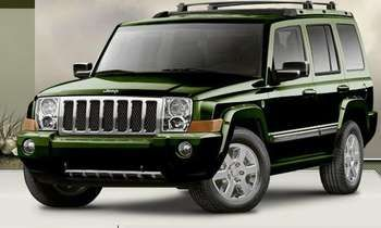 2007 Jeep Commander (File Photo)   I own a 2007 Jeep Commander.    Living in Florida means that relatives occasionally visit and a trip to the airport is necessary.  In case that happens