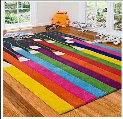Des tapis pour le décor ~ Décor de Maison / Décoration Chambre