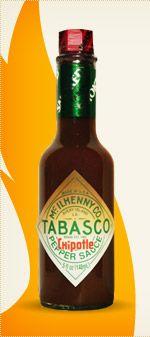Tabasco chipotle
