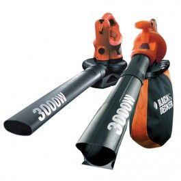 Black & Decker - Soffiatore 3000W