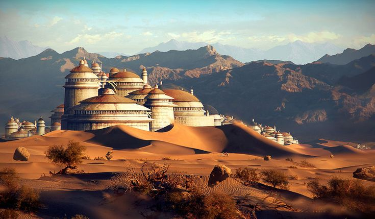 Desert Palace by PavartDesert Palace