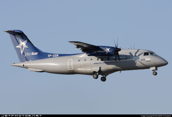 Photo of TF-CSA - Dornier Do-328-110 - City Star Airlines