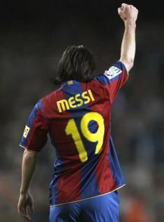 Messi, historia de un farsante  