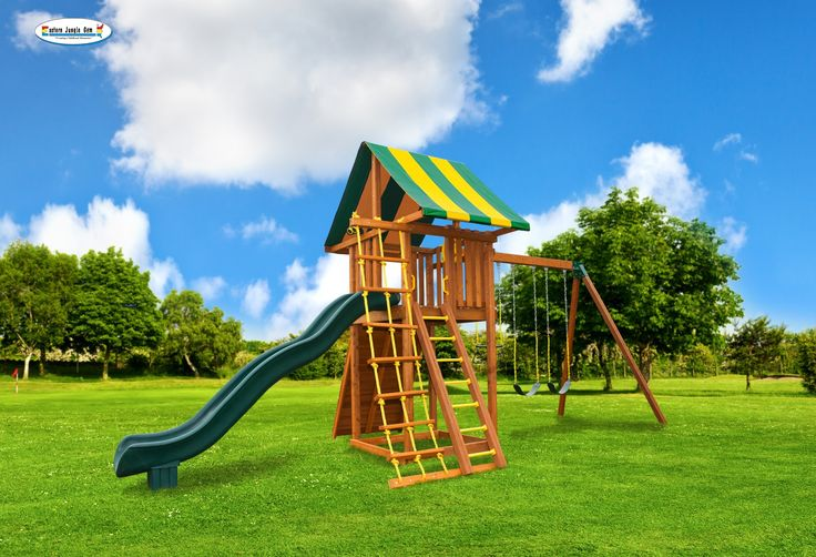 Ultimate Backyard Playground : Ultimate swing set 1 httpwwwbestinbackyardscom  Wooden Swing
