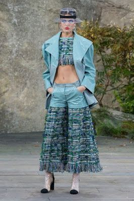 Chanel RTW 2018 Spring/Summer