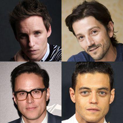 男のセクシー最前線型破りな魅力で期待の俳優5名