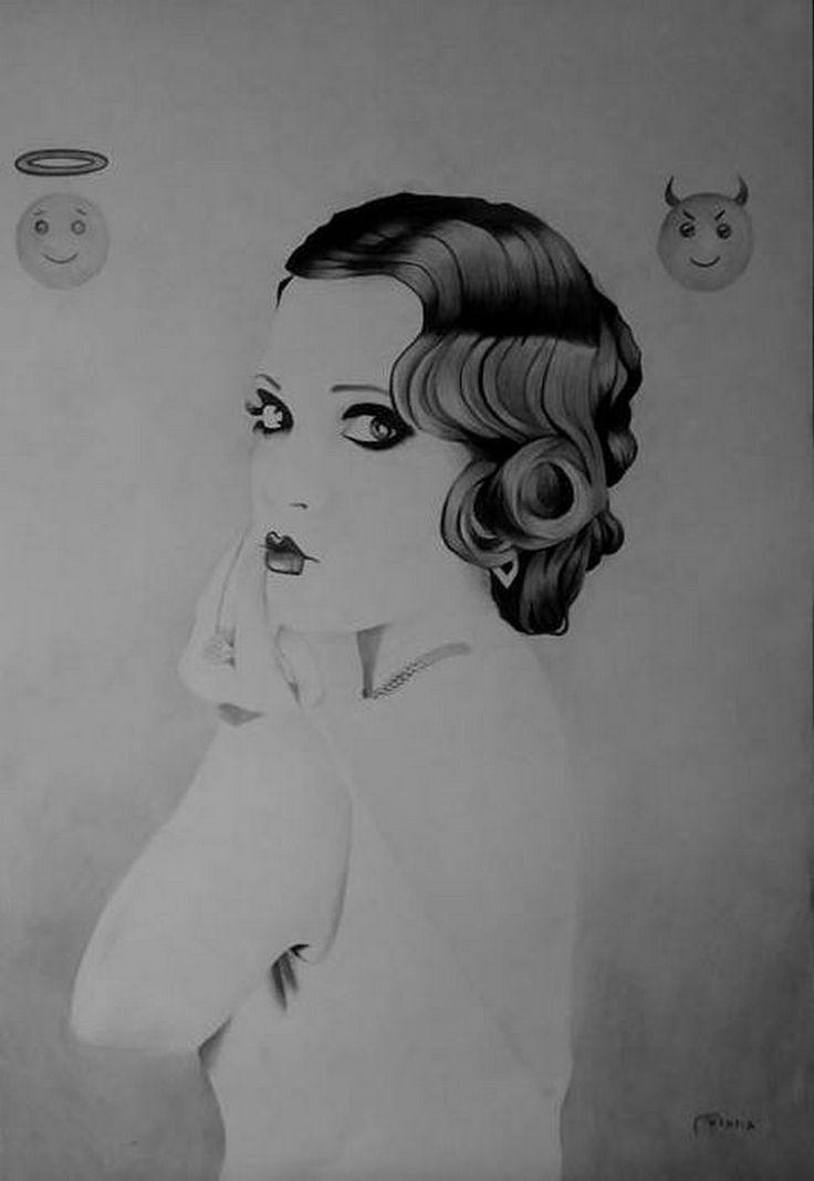 Πελαγία Μανιά, μια νέα ταλαντούχα ζωγράφος από την Ιθάκη - InKefalonia Mobile