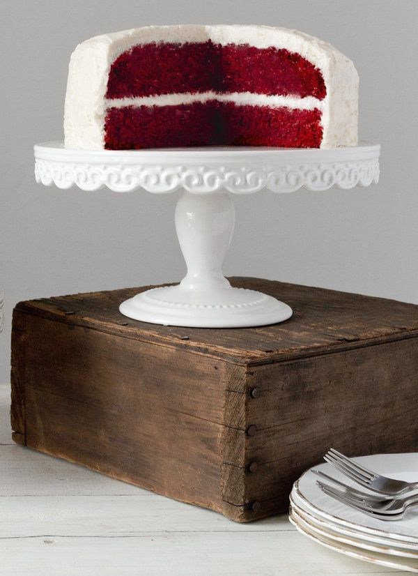 This is an old-fashioned icing, also called boiled-milk frosting. The results are as light as whipped cream but with much more character. It was the original icing for red velvet cake. (Photo: Rikki Snyder for The New York Times)