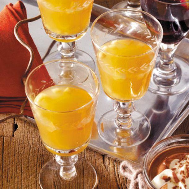 Unser beliebtes Rezept für Amaretto-Apfel-Punsch und mehr als 55.000 weitere kostenlose Rezepte auf LECKER.de.