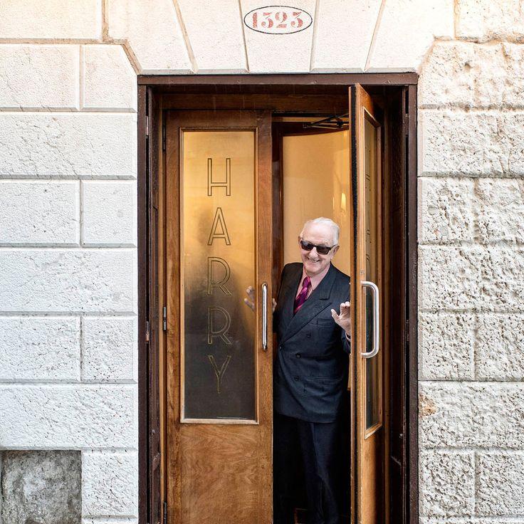 """100% made in Italy. Arrigo Cipriani firma una speciale collezione di occhiali da sole e da vista per Blackfin. """"Il lusso è l'espressione di una semplicità complessa"""""""