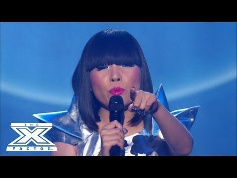 Dami Im: Wrecking Ball - Live Show 9 - The X Factor Australia 2013