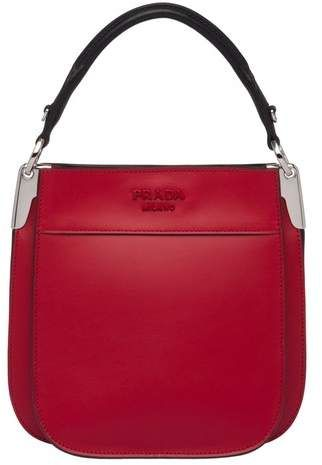 c9f7f836cf80 #Prada Margit Small #Leather #Bag! Small Leather Bag, Gorgeous Women,
