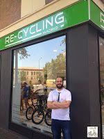 Re-Cycling: la primera tienda de bicis de segunda mano en Madrid. Tanto si buscas vender como comprar una bici, ¡esta es tu tienda!