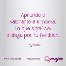 Image result for valorate a ti mismo frases