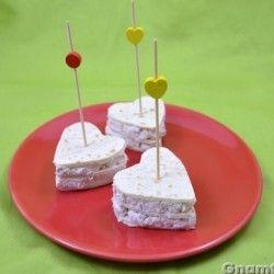 • Ricette Antipasti di San Valentino - Ricette con foto passo passo