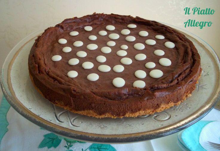 Cheesecake al nesquik