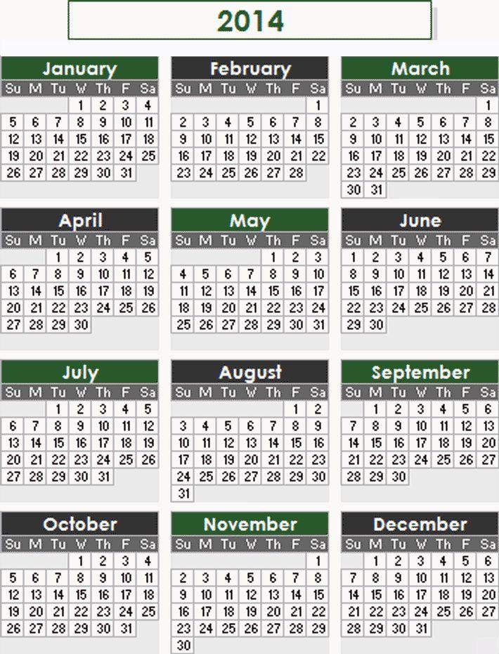 calendar 2014 | may 2014 calendar printable | Calendarall