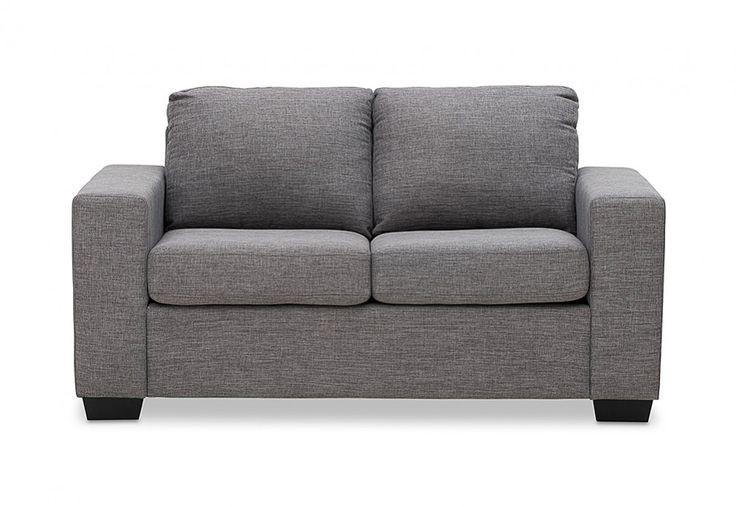 Bonza Fabric Sofa Bed | Super Amart
