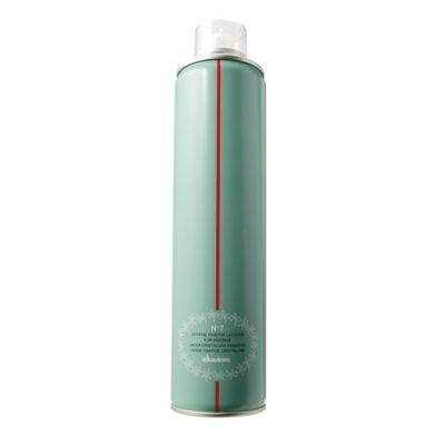 Davines Crystal Fixative Lacquer Best Hair Spray In The World Dose Not Dry Out Your Or Make Look Crispy