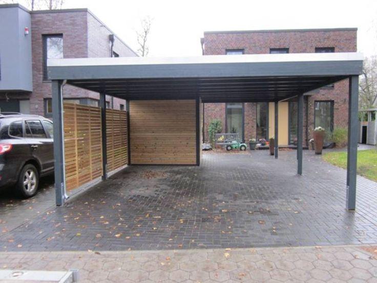 Best carport und hauseingang images garage
