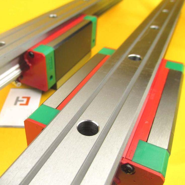 1Pc HIWIN Linear Guide HGR35 Length 300mm Rail Cnc Parts //Price: $0.00//     #storecharger