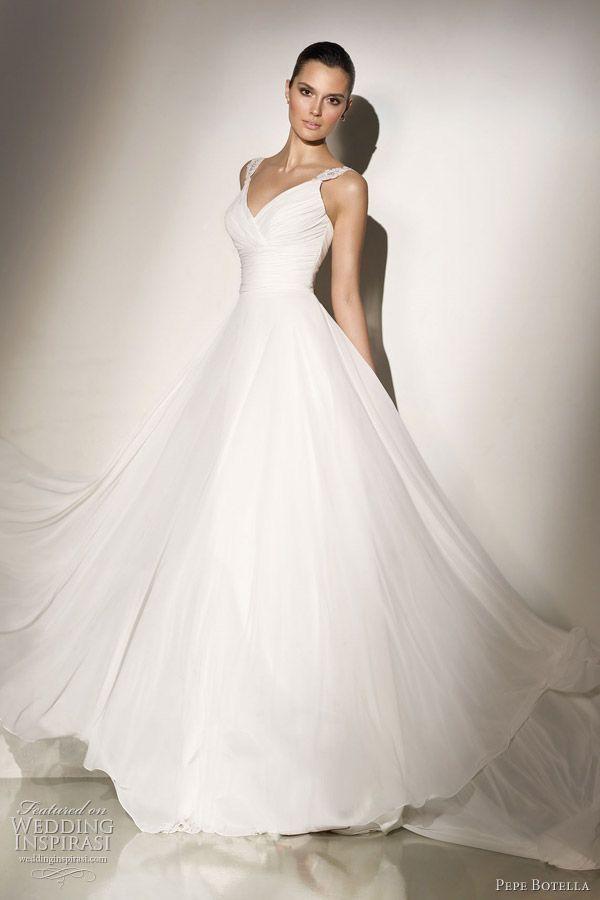 13 best hochzeit images on Pinterest | Hochzeitskleider, Lohrengel ...