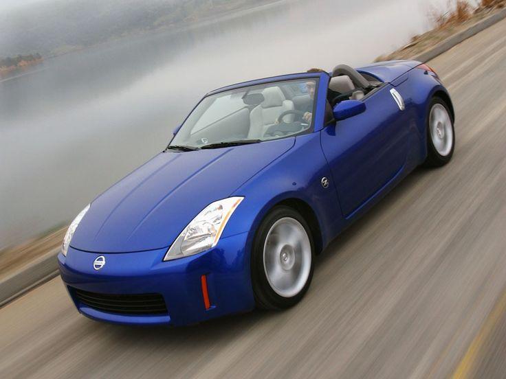Nissan 350Z...dream car since I was in high school