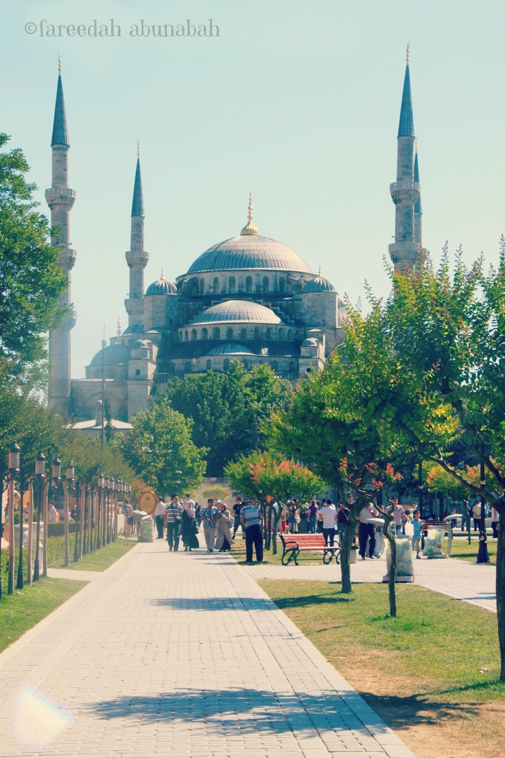 Blue Mosque - Turkey <3