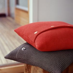 Textured Knit - Cotton knit cushions