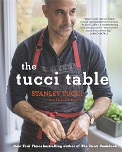 The Tucci Table by Stanley Tucci and Felicity Blunt - five free recipes to download